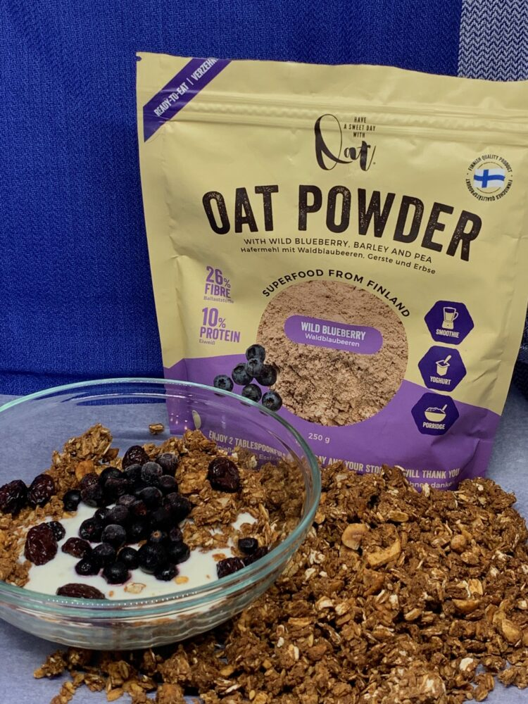 Granola OAT POWDER