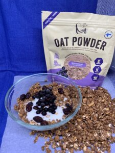 Oat Powder Granola